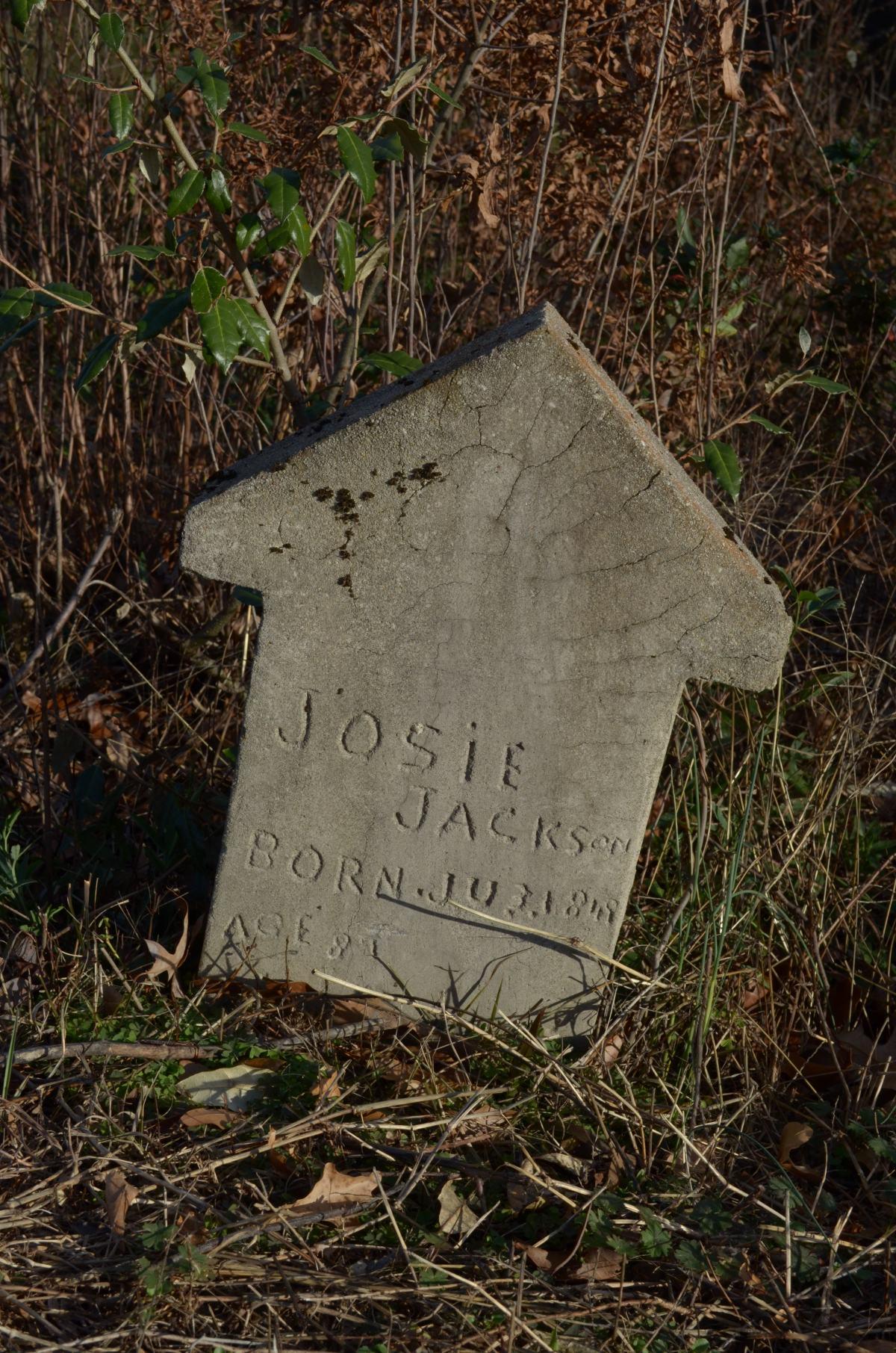 Josie Jackson, Age 8