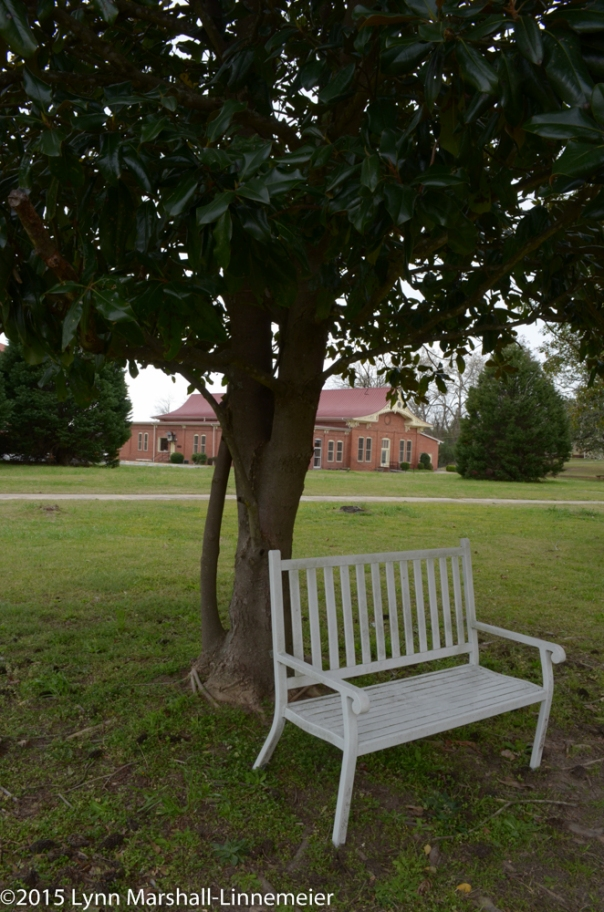 White chair, Central State Hospital